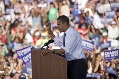 美国Barack Obama参议员 免版税图库摄影