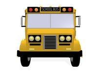 美国schoolbus 免版税库存照片