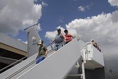美国skyfest 2014年 免版税图库摄影