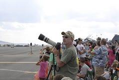 美国skyfest 2014年 免版税库存照片