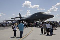 美国skyfest 2014年 库存照片