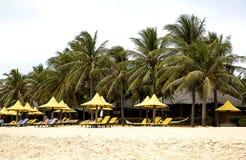 美奈海滩越南 库存照片
