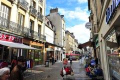 美好和印象深刻的城市风景 免版税库存图片