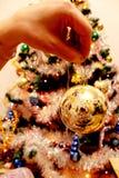 美好圣诞节的舒适 库存照片