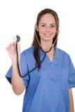 美好的医生医疗保健成功的工作者 免版税库存图片