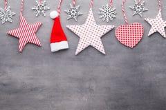 美好的圣诞节例证担任主角向量 新年题材背景 免版税库存照片