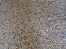 美好的地毯纹理 库存图片