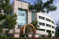 美好的大厦总公司入口新的办公室 库存照片