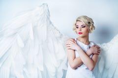 美好的天使 免版税库存图片