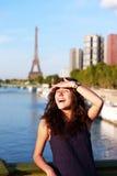 美好的女孩portrait 免版税图库摄影