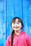 美好的女孩portrait 免版税库存图片