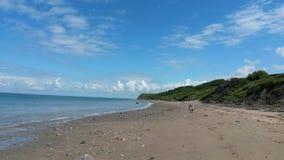 美好的威尔士风景 库存图片