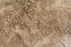 美好的异常的沙子背景 安置文本 免版税库存图片