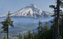 美好的敞篷挂接俄勒冈美国远景 免版税库存图片
