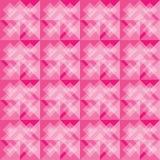 美好的方形的背景样式 免版税库存图片
