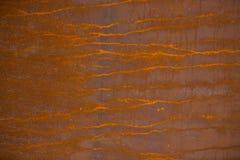 美好的样式老金属铁铁锈纹理,吸收的朽烂用途 库存图片