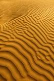 美好的死亡沙丘形成铺沙谷 免版税图库摄影