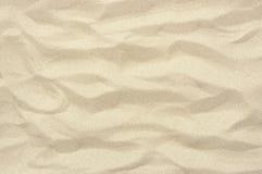 美好的沙子纹理和背景 免版税库存照片