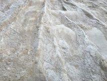 美好的沙子细节  免版税库存照片