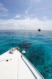 美好的海视图,在Similan海岛的净水在泰国 库存图片