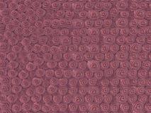 美好的玫瑰墙壁背景 免版税库存照片