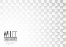 美好的白色抽象纹理 向量背景 能用于盖子设计,书设计,海报,网站 免版税库存照片