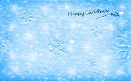 美好的看板卡圣诞节 免版税库存图片