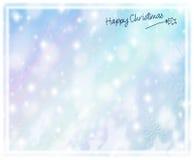 美好的看板卡圣诞节 免版税库存照片