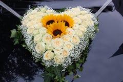 美好的花卉重点例证向量 库存照片