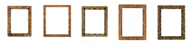 美好的被雕刻的拼贴画构成木 免版税库存图片