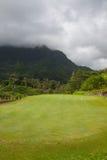 美好的路线高尔夫球 免版税库存照片
