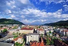 美好的都市风景 免版税图库摄影