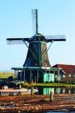 美好的风景在荷兰 库存照片