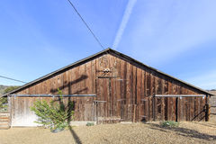 美好的风景在Solvang,加利福尼亚 库存图片