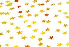 美好的满天星斗的背景 免版税图库摄影