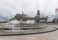 美好的建筑学欧洲地区 库存照片