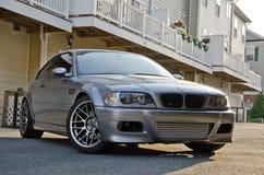 美好的BMW m3 E46风俗 免版税库存图片
