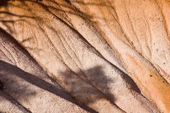 美好的bryce峡谷横向 图库摄影