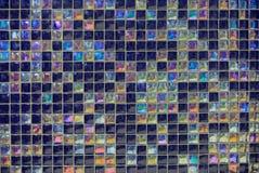 美好的clorfull陶瓷砖背景 免版税库存图片