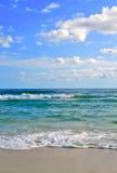 美好的seaskape 库存照片