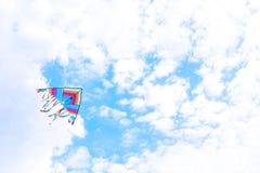 美好风筝漂移 免版税库存照片