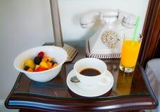 美妙的早餐 免版税库存图片