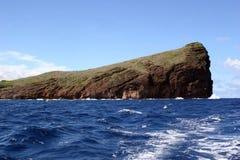 美妙的海岛 库存照片