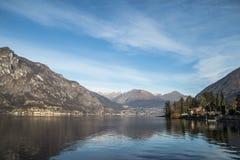 美妙的湖 免版税图库摄影