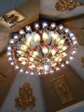 美妙的照明设备 免版税库存图片