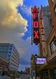 美妙的Fox剧院在圣路易斯 免版税图库摄影