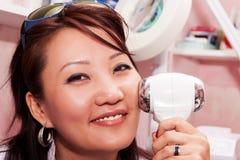 美容师10 免版税库存图片