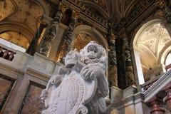 美术馆在维也纳 免版税库存图片