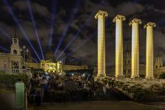 美术馆巴塞罗那 免版税图库摄影