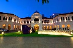 美术馆新加坡 免版税库存图片